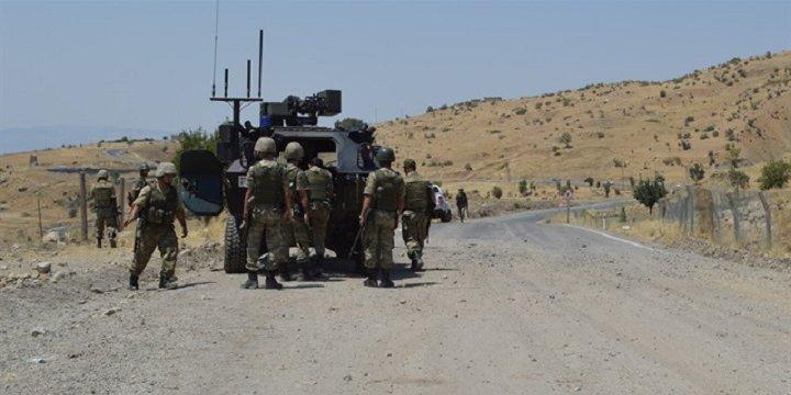 Tunceli'de Karakola Bomba Yüklü Araçla PKK Saldırısı!