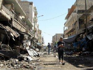 Maarret en-Numan Ağır Bombardıman Altında