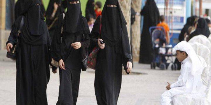 Suudi Arabistan'da Kadınlara Kısmen Çalışma İzni