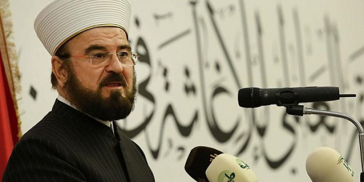 Müslüman Alimler Birliği'nden Irak Uyarısı