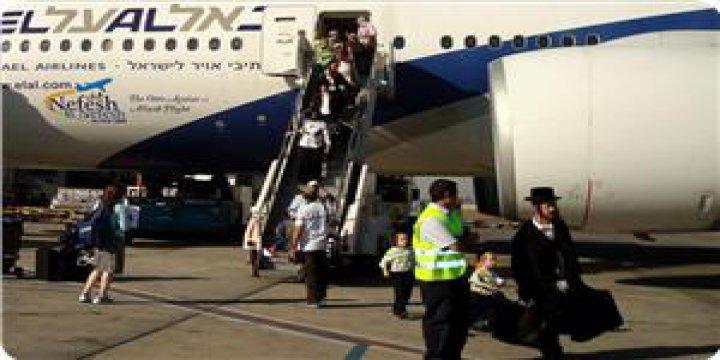 Binlerce Rusyalı Yahudi İsrail'i Terk Edip Kanada'ya Gitti