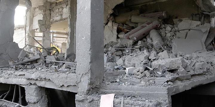 Ahraru'ş-Şam'a Yönelik Canlı Bomba Saldırısı: 4 Direnişçi Hayatını Kaybetti!