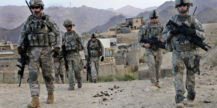 ABD'den Suriye'ye  Yeni Asker Sevkiyatı