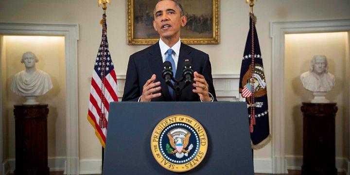 ABD'de Senatörlerden Obama'ya İsrail Baskısı