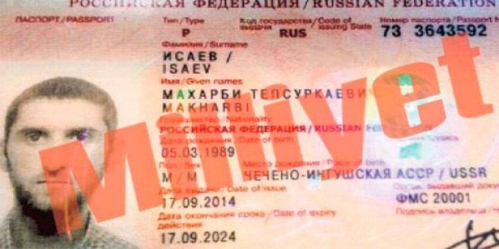 İstanbul'da Bir Rus Suikastçı Gözaltına Alındı