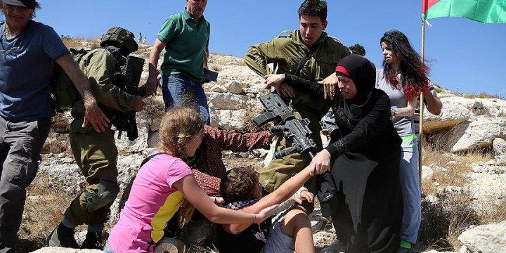 İşgalci İsrail'in Zindanlarında 440 Çocuk Var