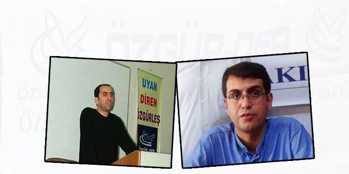 Diyarbakır Özgür-Der'de Nöbet Değişimi