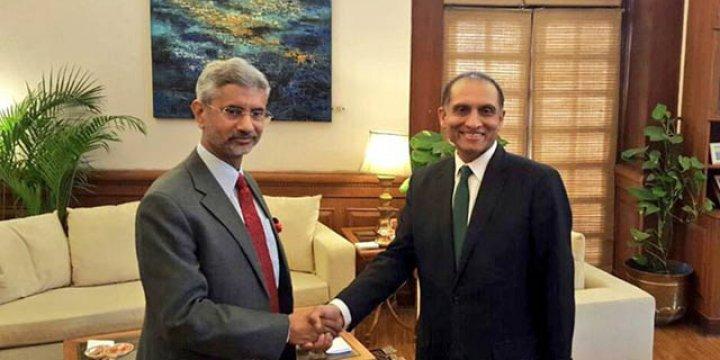 Pakistan ve Hindistan Arasında Keşmir Görüşmesi