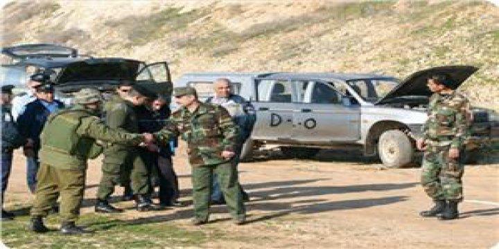 Abbas Güçleri 5 Siyonisti İşgal Güçlerine Teslim Etti