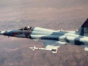 İran'da F-7 Savaş Uçağı Düştü