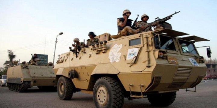Mısır'da Askeri Otobüse Bombalı Saldırı: 3 Ölü, 8 Yaralı