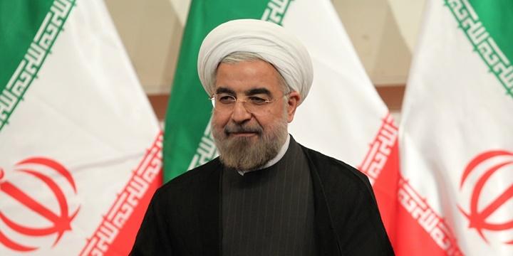 "Ruhani ""İsrail'e Ölüm"" Sloganından Rahatsızmış!"