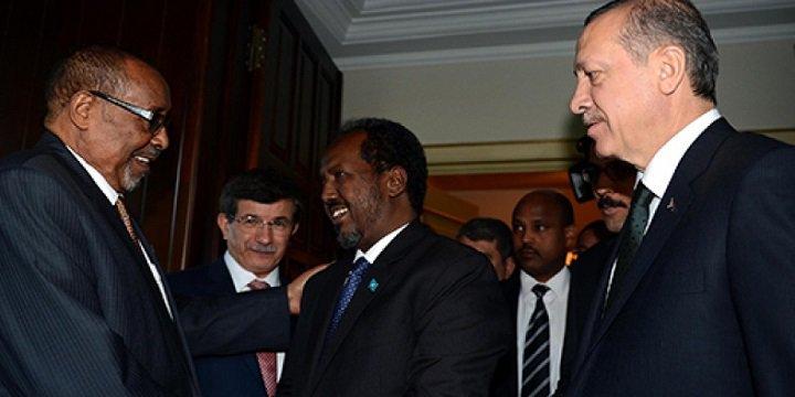 Somali ile Somaliland Arasında Gizli Görüşme