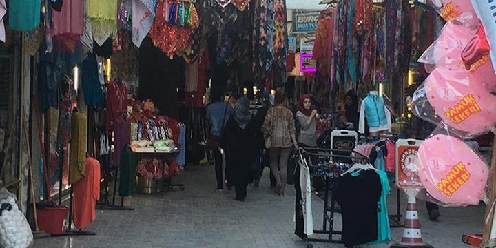 Kilis Sokakları Normale Dönüyor
