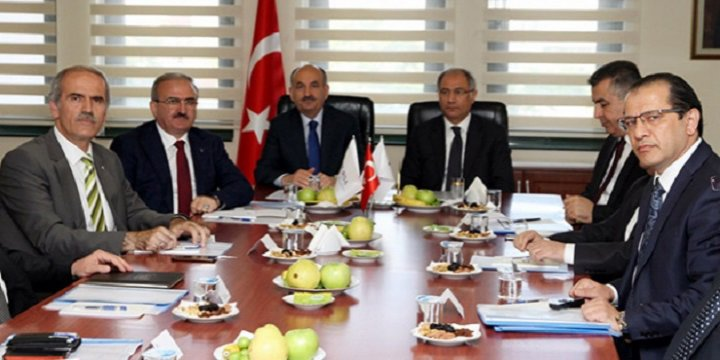 Bursa'da Üst Düzey Güvenlik Toplantısı