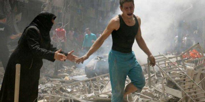 Rusya Hastane Bombalıyor Suçu Başkasına Atıyor