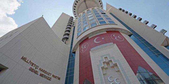 MHP'li Muhalifler Kurultay Kararını Açıkladı