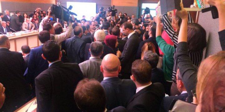 HDP'nin Danışmanlarına İnceleme
