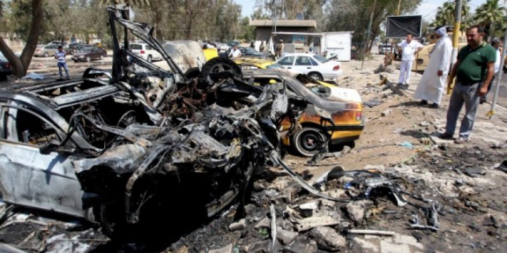Irak'ta Kanlı Gün