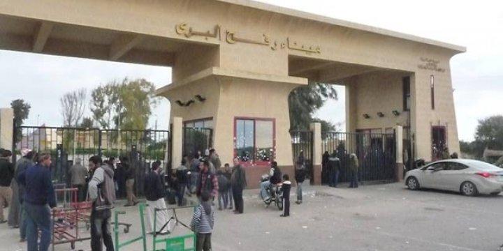 Gazzeli Hastalar Mısır'a Sokulmuyor