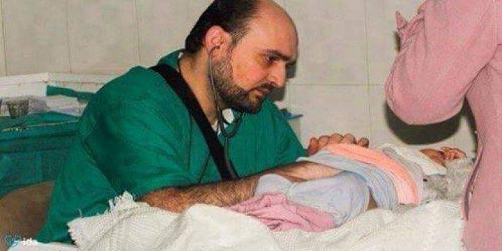 Halep'in Tek Çocuk Doktoru Dr. Muhamad Wasem Maaz da Şehid Edildi!