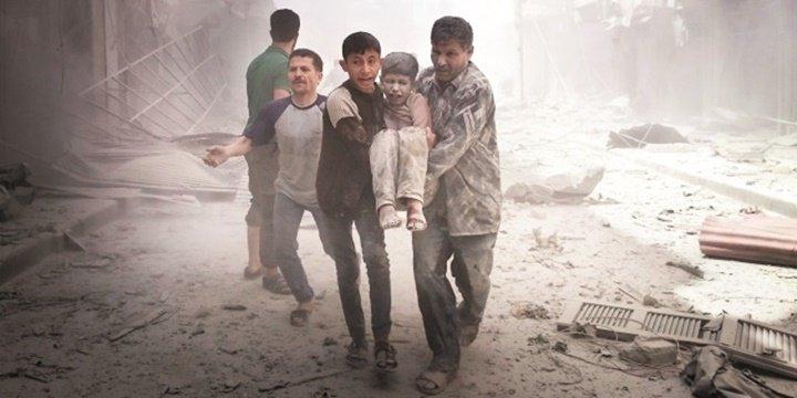 Bugün 21.30'da Halep İçin Rus Konsolosluğuna Yürüyoruz!