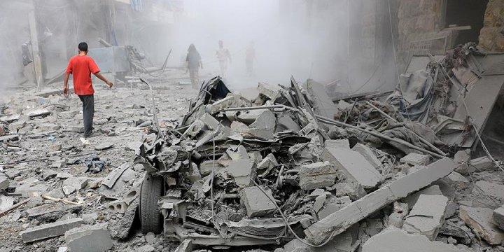 Kuveyt ve İhvan'dan Halep'e Düzenlenen Saldırıya Kınama