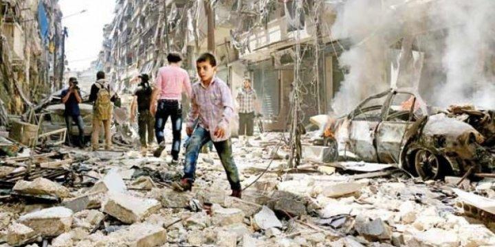Halep'de Durum Çok Vahim