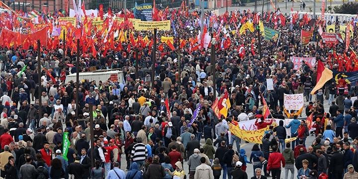 Bakırköy'deki 1 Mayıs Kutlamaları Nasıl Geçti?