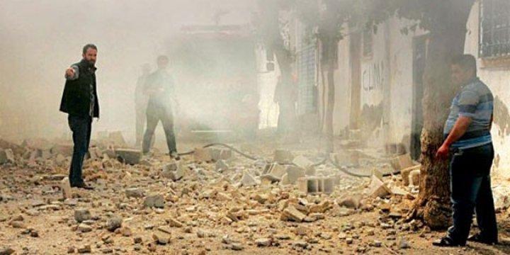 Kilis'e Roketli Saldırı; 1 Ölü, 3 Yaralı