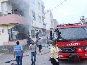 Kilis'e Suriye'den Roket Mermisi Atıldı