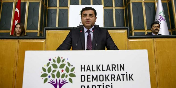 HDP'den Alternatif Parlamento Tehdidi