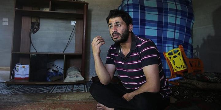 Ürdün'deki Suriyeli Mülteciler Zor Günler Geçiriyor