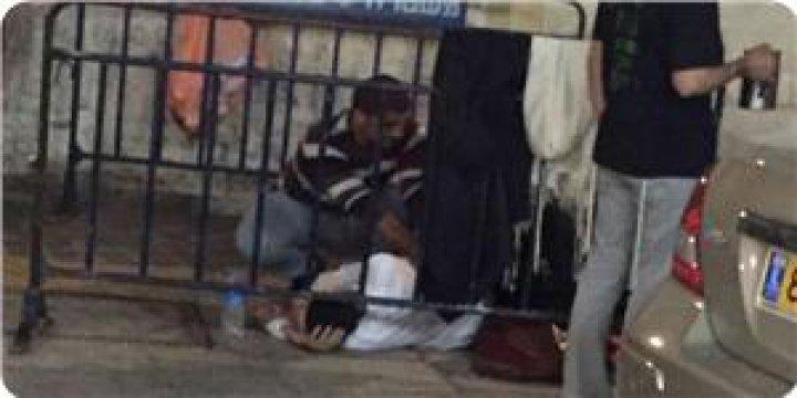 Kudüs'teki Bıçaklama Eyleminde Bir Siyonist Yaralandı