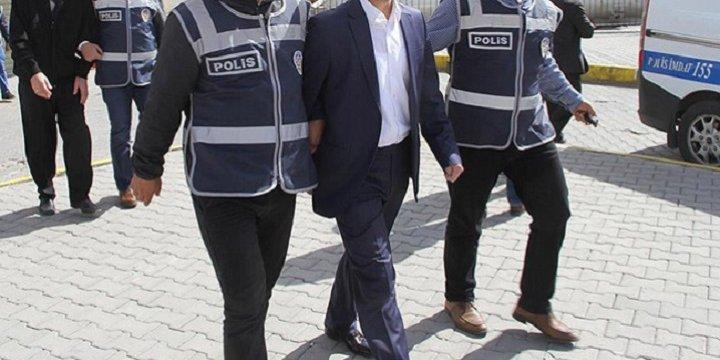 """Kahramanmaraş Merkezli """"Paralel Yapı"""" Operasyonunda 5 Tutuklama"""