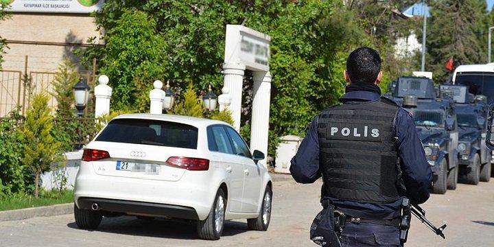 Eski DBP Diyarbakır İl Başkanı Gözaltına Alındı
