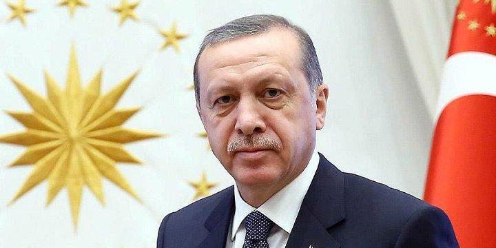 Cumhurbaşkanı Erdoğan'dan Avrupa'ya Rest