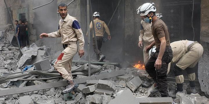 """Esed Rejimi Halep'teki """"Ateşkes""""i İhlal Etti!"""