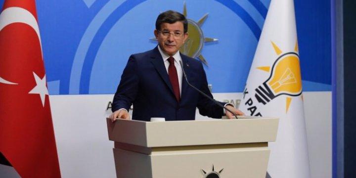 Ahmet Davutoğlu Veda Konuşmasını Yaptı, Gerekçelerini Açıkladı!