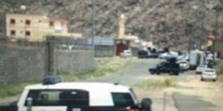 IŞİD-Suudi Arabistan Askerleri Mekke Kırsalında Çatıştı