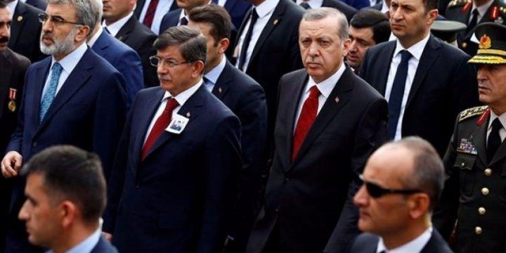 Dünya Basını AK Parti'deki Başkanlık Krizini Böyle Gördü