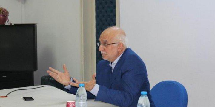 """Marmara Üniversitesi'nde """"Kur'an'da İnsan"""" Konferansı"""