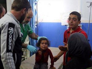 BM: Suriye'de Mülteci Kampına Saldırı Savaş Suçu Olabilir