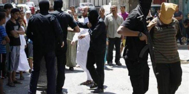 Gazze'de Dahlan'ın Kurdurduğu IŞİD'e Müdahale