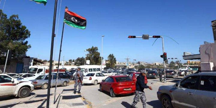 Libya'da Miting Alanına Saldırı: 4 Ölü, 30 Yaralı
