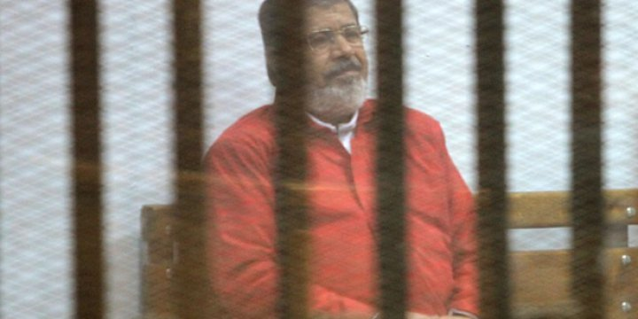 Muhammed Mursi'nin Yargılandığı Davada Son Durum