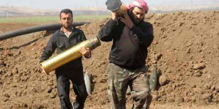 Suriye'de 13 İran Askeri Danışmanı Öldürüldü