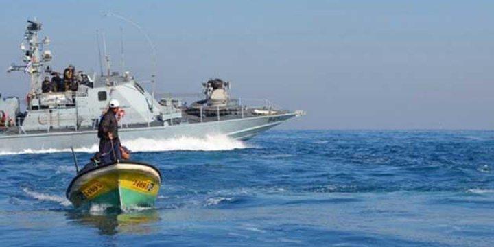 İsrail'den İki Filistinli Balıkçıya Gözaltı