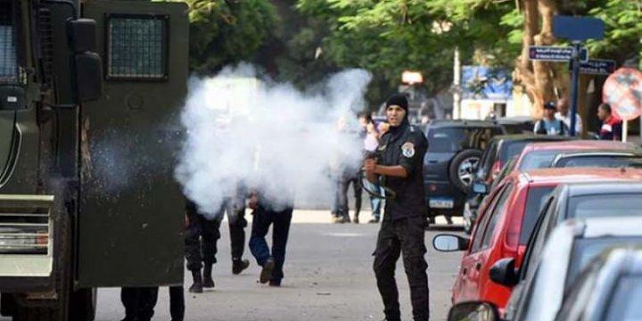 Mısır'da Polise Saldırı: 8 Ölü