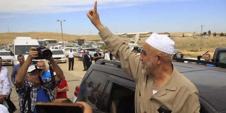 İşgal Yönetimi Cezaevinde Şeyh Raid Salah'tan İntikam Alıyor